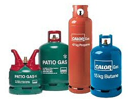 Calor Bottled Gas In Derby