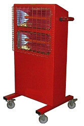 Electric Infra Red Heater Hire in Sheffield