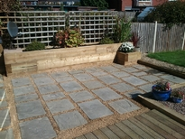 Garden Patio - Landscaping, Conservatory Installations In Sheffield