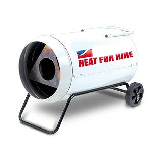 Heater Hire in Leeds