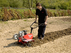 Hire a rotavator in Sheffield