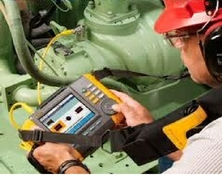 Machinery Bearing Monitoring Service In Sheffield