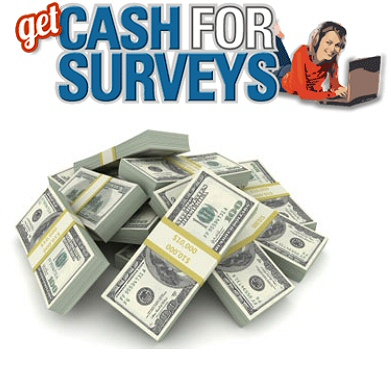 Make Money At Home With Surveys