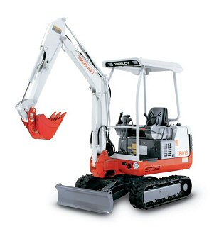 Mini Digger Hire in Sheffield