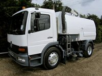 Recommended Road Sweeper Hire In York