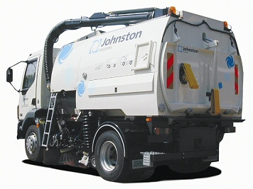York Road Sweeper Hire